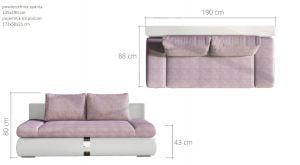Sofa do salonu Play Meble-Diana.pl