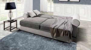 Sofa tapicerowana do salonu Deluxe Meble-Diana.pl