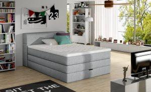 Łóżko tapicerowane Aqua 120 Meble-Diana.pl
