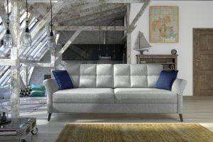 Sofa do salonu Fugo z automatem DL-ka Meble-Diana.pl