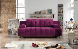 Sofa do salonu Honey z automatem DL-ka Meble-Diana.pl