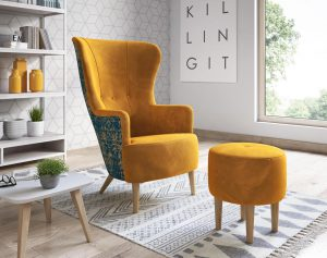 Fotel do salonu Hawk Meble-Diana.pl
