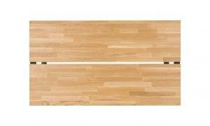 Stół Atin 140 z blatem z drewna dębowego Meble Diana.pl
