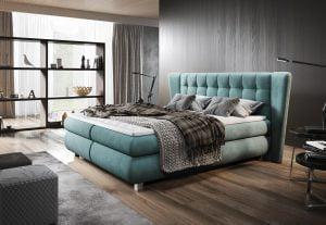 Łóżko kontynentalne Florentino 180 Meble-Diana.pl