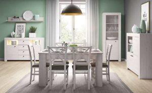 Stół rozkładany do salonu Simply L-140 Meble-Diana.pl